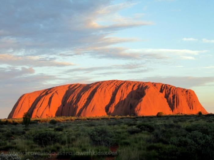 Uluru - Ayres Rock
