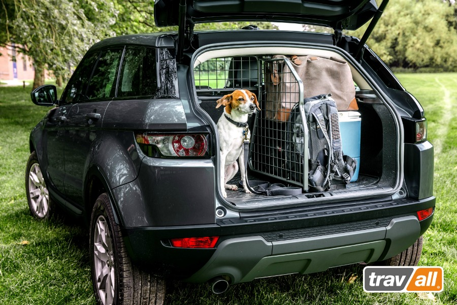 This Alternative To Permanently Installed Cargo Barriers Protects Pengers And Driver From Loose In The Boot Lowers Distractions A