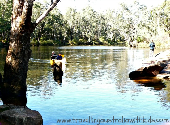 Murray River Dwellingup