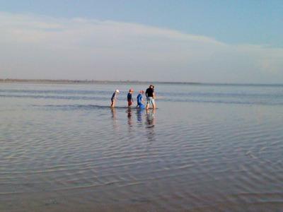 Crabbing Mandurah