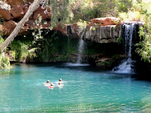 Fern Pool Karijini National Park