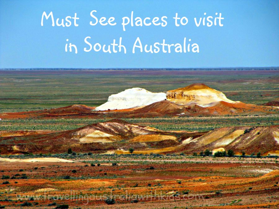 time in south australia where should we go