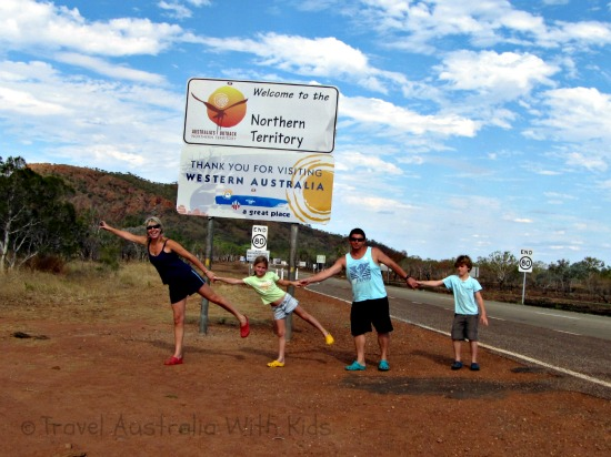 Northern Territory Border