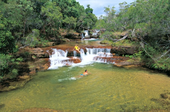 Twin Falls Cape York