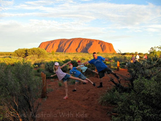 Amazing icon - Uluru