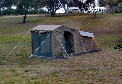 Macquire Woods Camping Area