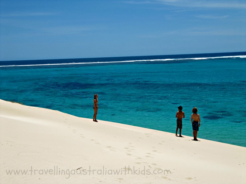 Ningaloo Reef Coral Bay